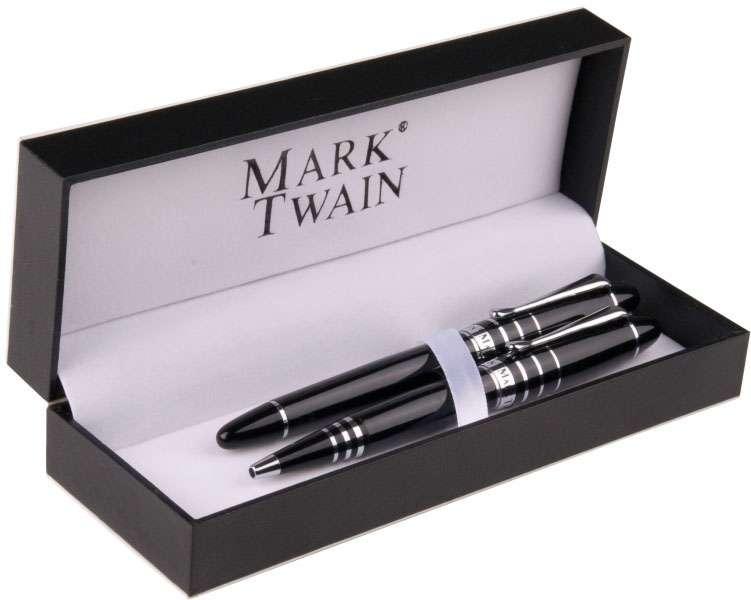 Psací sada Mark Twain