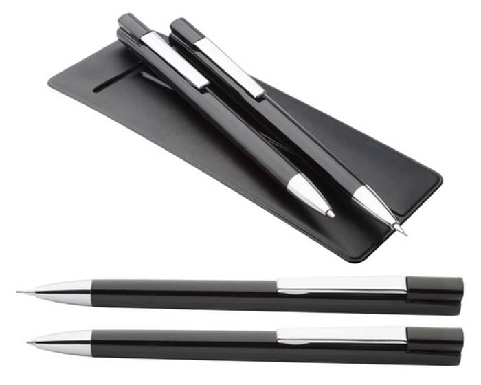 Siodo černá sada pero a mechanická tužka