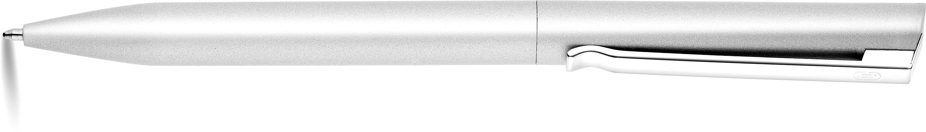 CORK Stříbrný set rolleru a kuličkového pera.