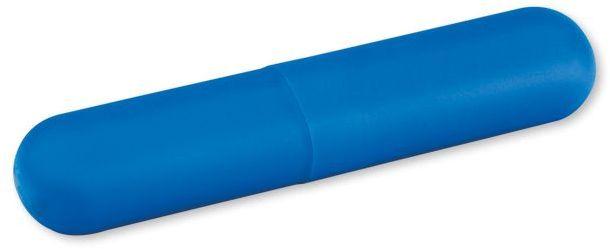 BOON SET sada plastového kuličkového pera a mech. tužky, modrá náplň, modrá