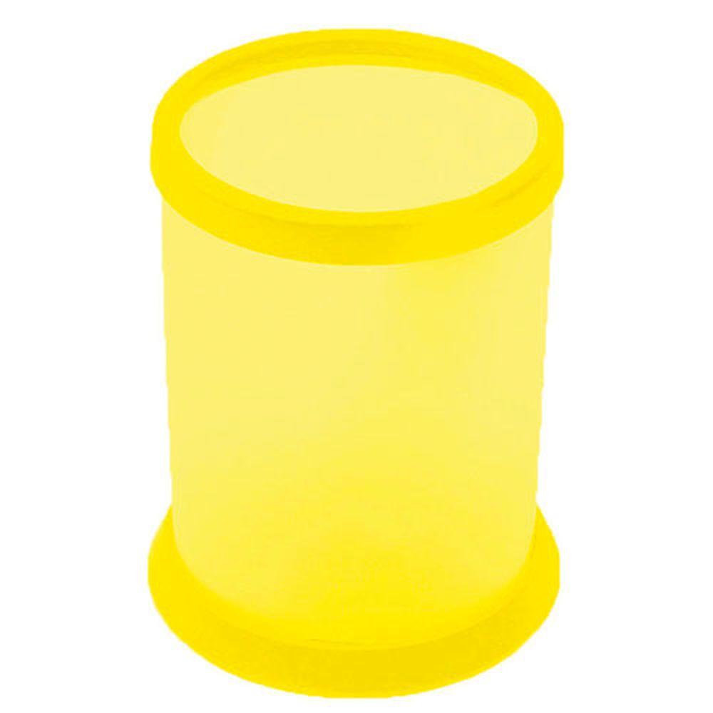 Stojan na tužky žlutý