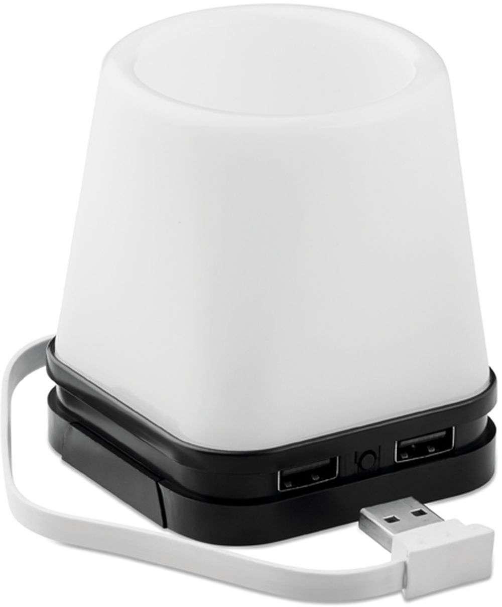 USB hub stojánek