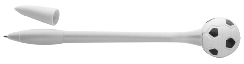 Inter bílé kuličkové pero