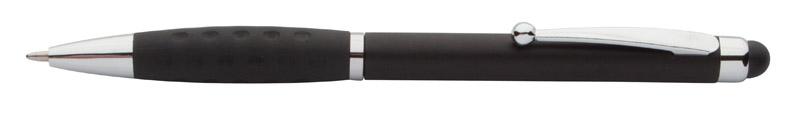 Stylus a kuličkové pero černé