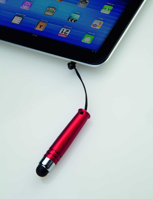 Eolo červené dotykové pero
