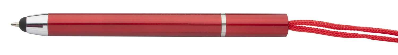 Lanpad červené dotykové kuličkové pero