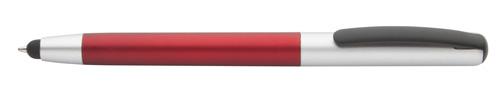 Fresno červené dotykové kuličkové pero