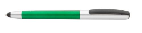 Fresno zelené dotykové kuličkové pero