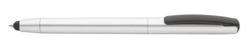 Fresno stříbrné dotykové kuličkové pero