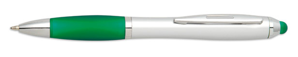 Stylus zelené kuličkové pero Riotouch