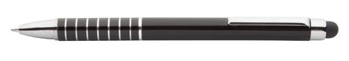 Linox černé dotykové kuličkové pero