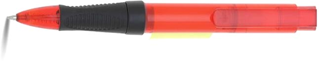 SPARTA Kuličkové pero červené