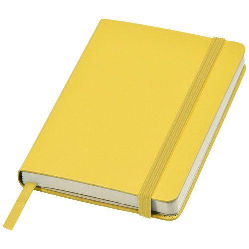 Kapesní zápisník Classic žlutý