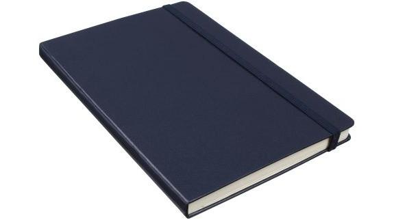 Notebook A5 tmavě modrý