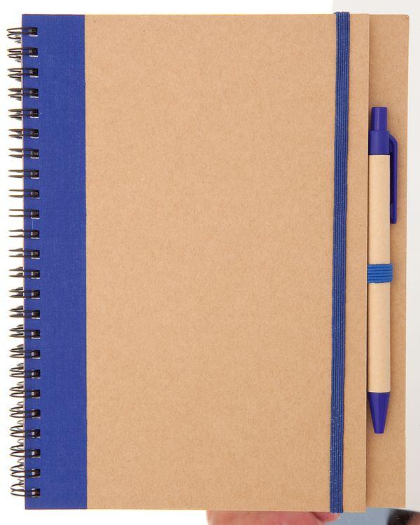 Tunel modrý zápisník