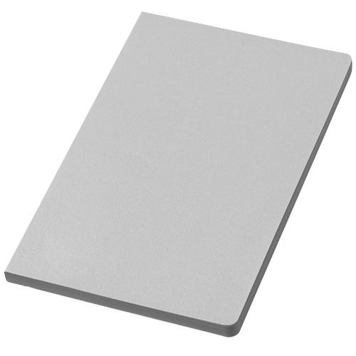 Zápisník City stříbrný