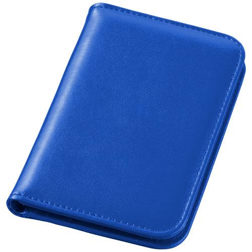 Modrý záznamník s kalkulačkou Smarti
