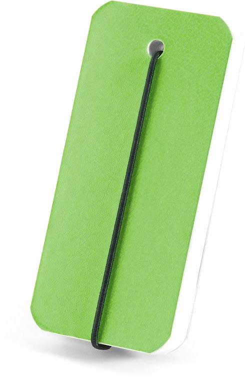 Blok světle zelený