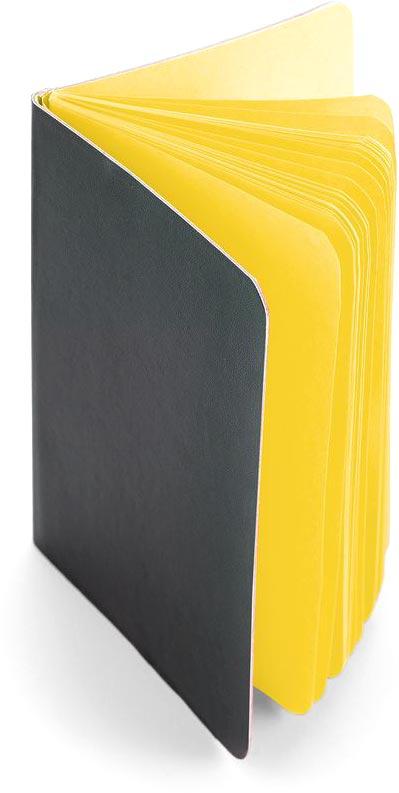 Blok žlutý