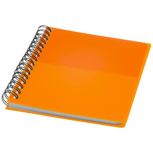Barevný zápisník A6 s potiskem