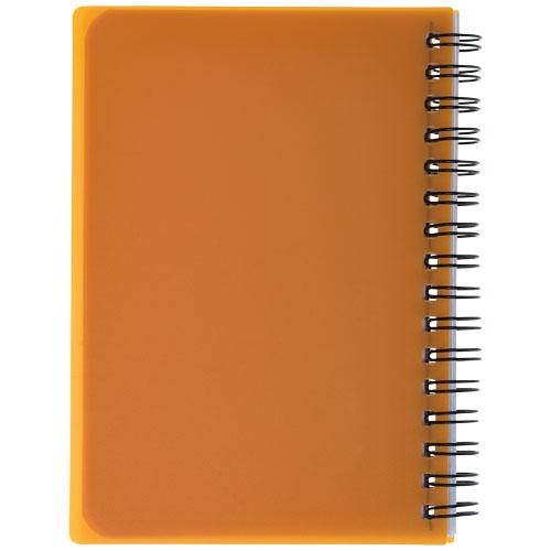 Barevný zápisník A6