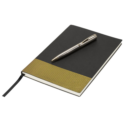 Midas zápisník pero dárkový set