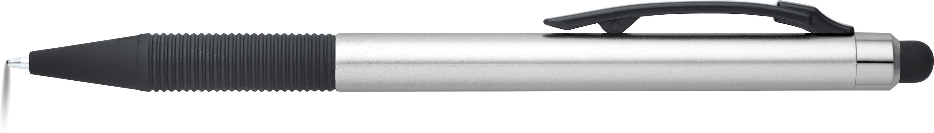 CARTER Kuličkové pero matně stříbrné