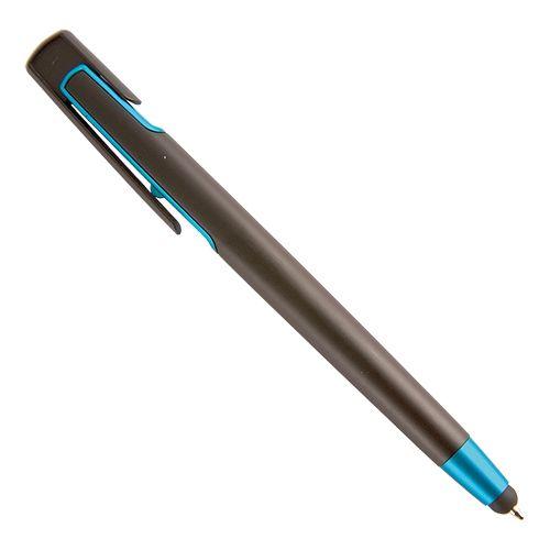 Kuličkové pero se stylusem Rumbo modré