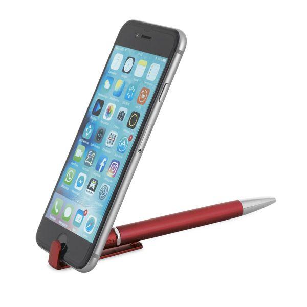 Multifunkční kuličkové pero červené