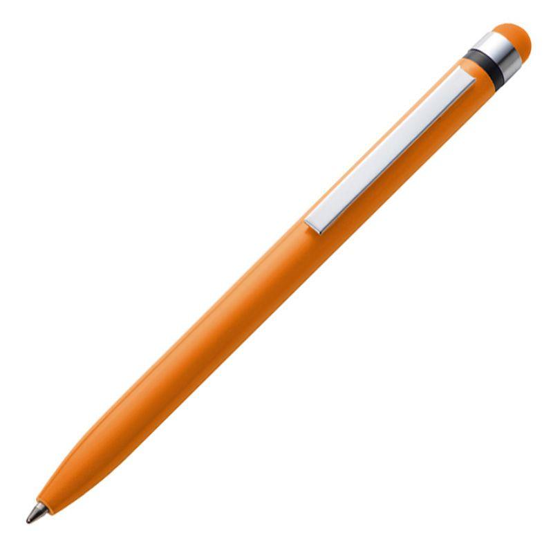 Kuličkové pero oranžové s potiskem