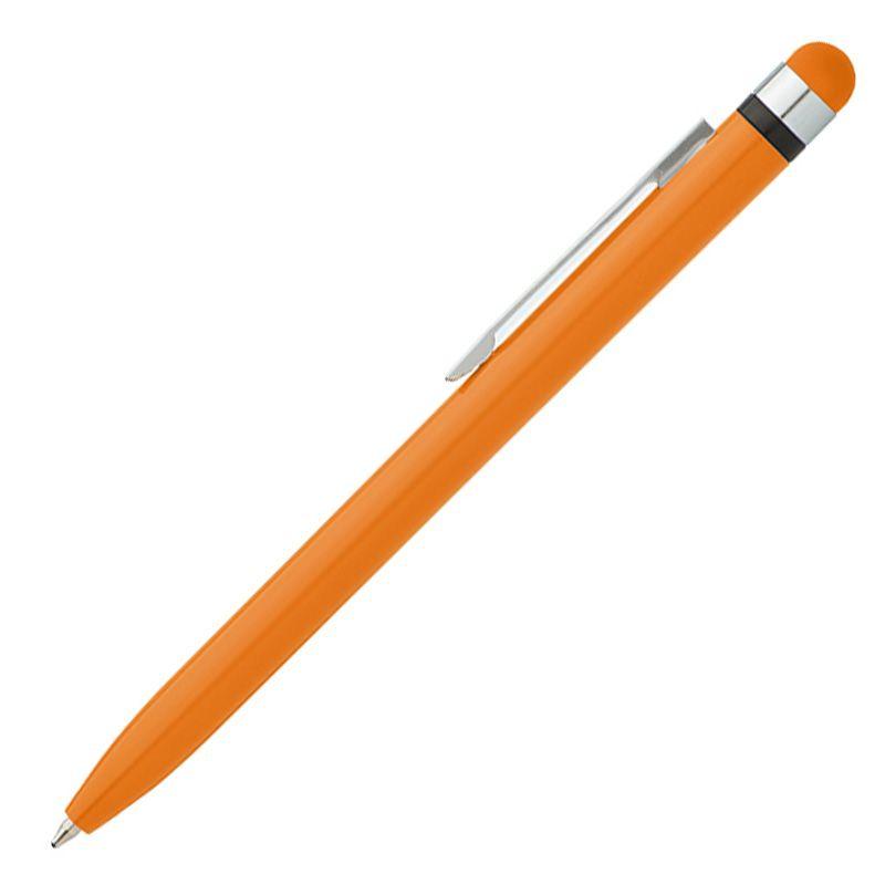 Kuličkové pero oranžové