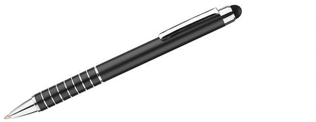 Dotykové pero IMPACT černá