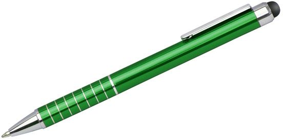 Dotykové pero IMPACT zelená