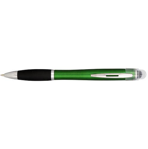 Nash svítící pero barevné s černou rukojetí