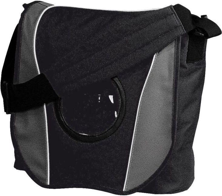 Černá reklamní taška