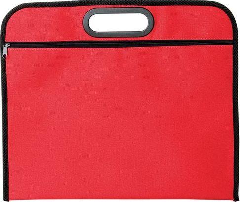 Join červená taška na dokumenty