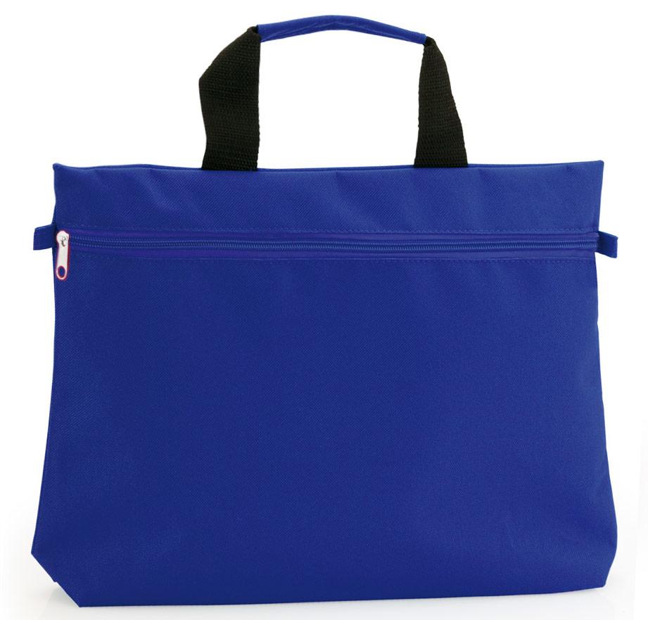 Cyrus modrá taška na dokumenty