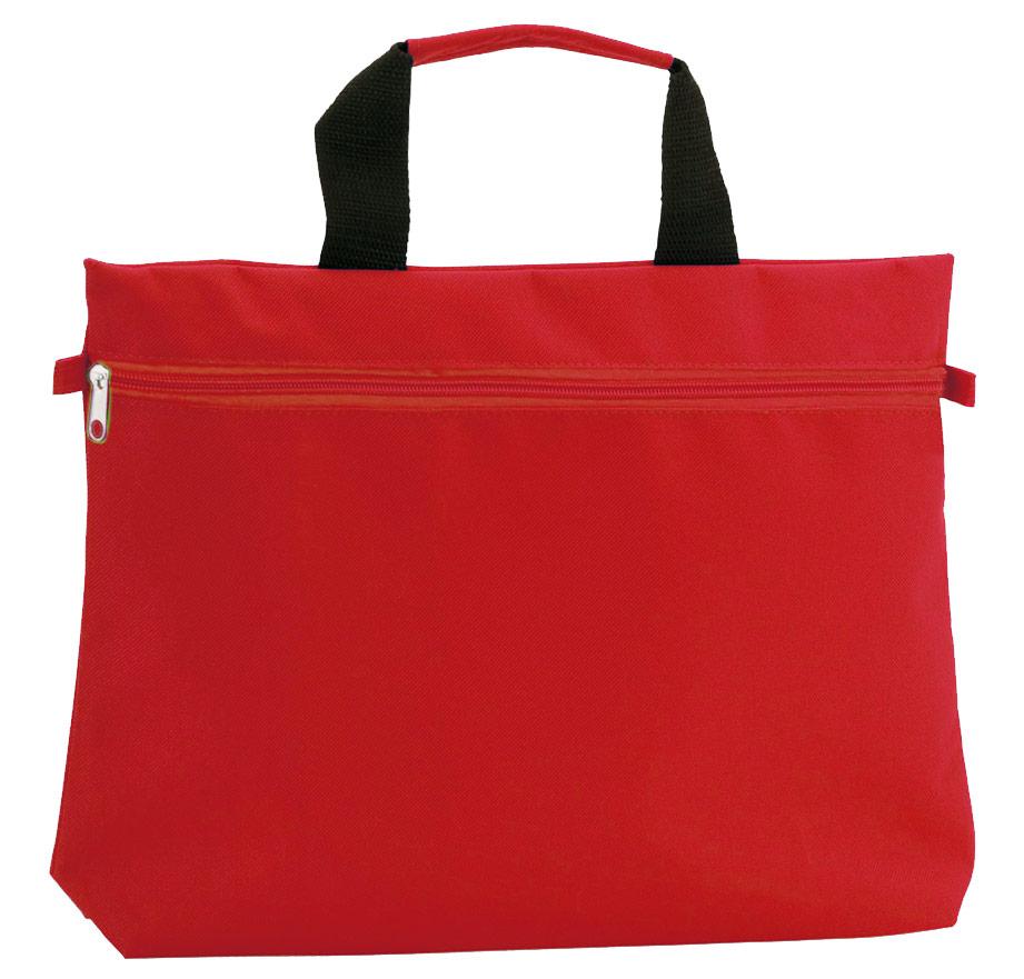 Cyrus červená taška na dokumenty