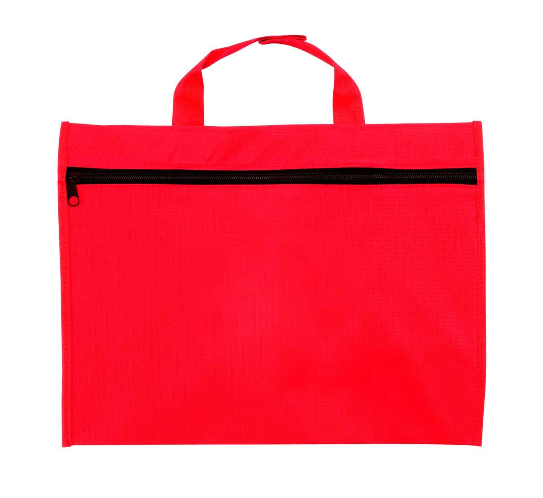 Kein červená taška na dokumenty