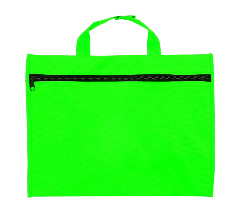 Kein zelená taška na dokumenty