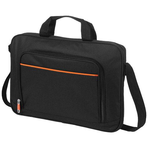Černá konferenční brašna 14 laptop Harlem