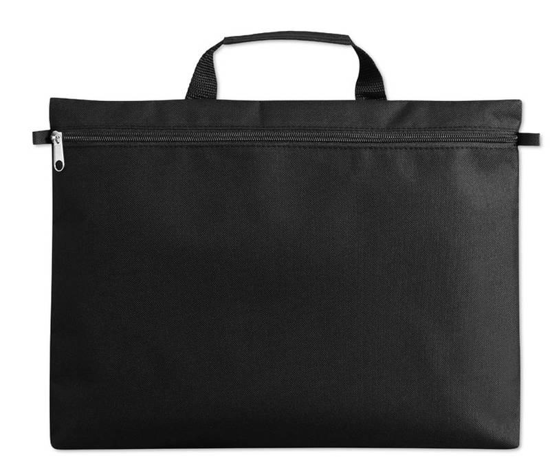 Černá taška na dokumenty Amanta