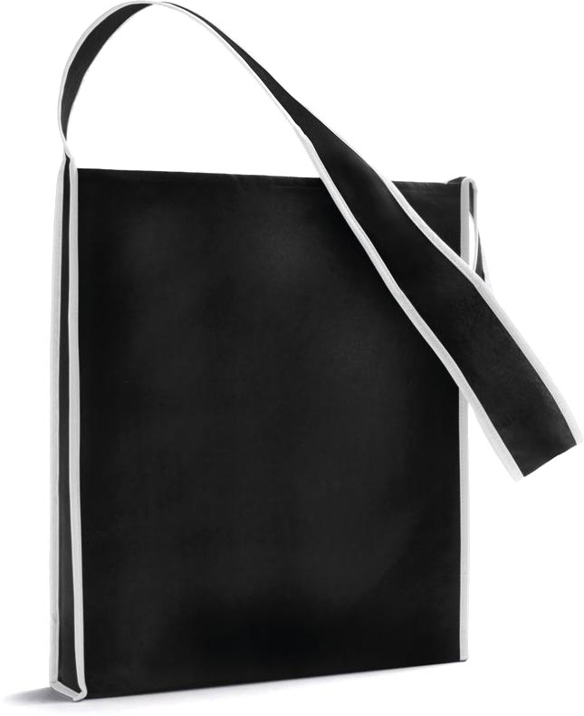 Taška přes rameno černá