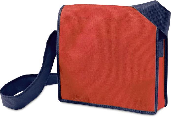 Taška přes rameno červená
