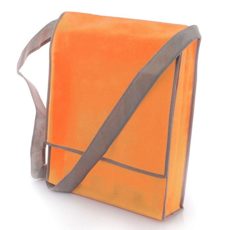 Netkaná taška oranžová