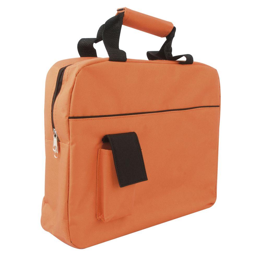 Manažerská taška oranžová