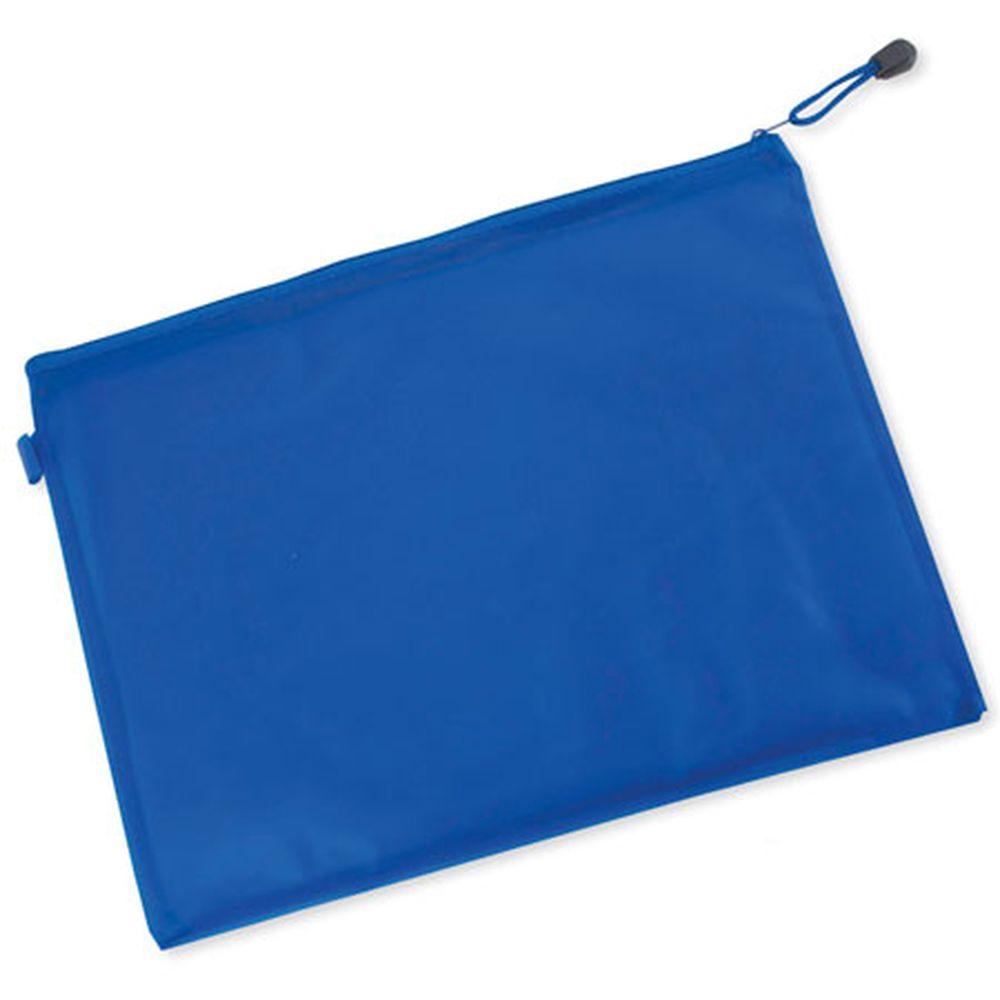 Obal na dokumenty modrý