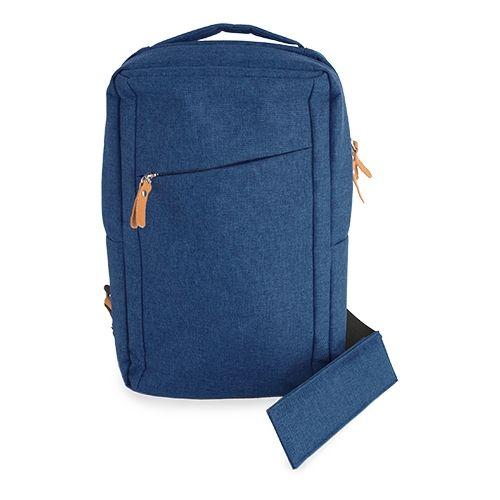 Batoh přes rameno Lugano modrý
