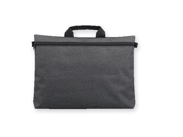 MILO polyesterová taška na dokumenty, 600D