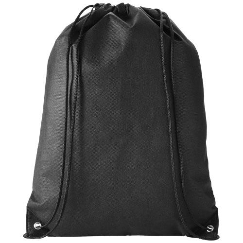Lehce složitelný černý batoh